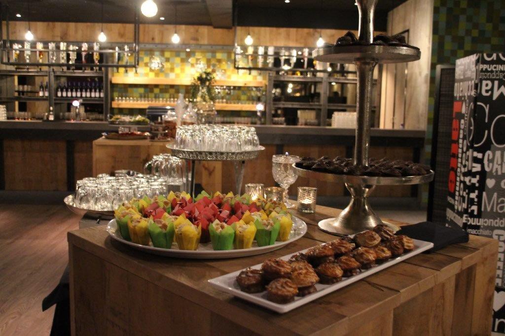 theebuffet catering feest locatie